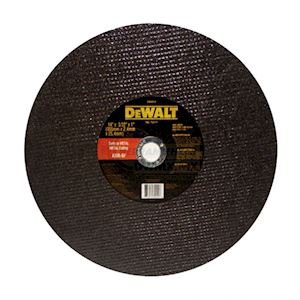 "DISCO 14"" CORTAR METAL DEWALT"